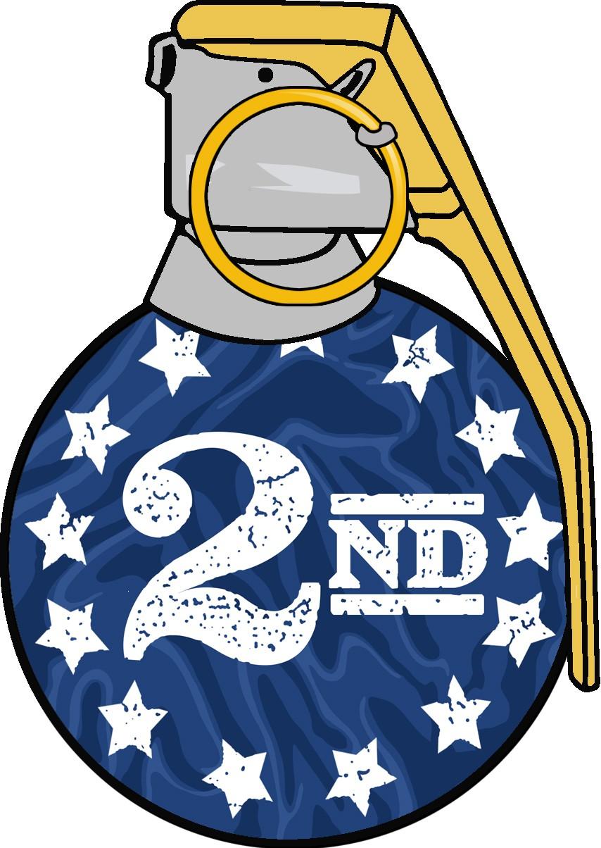 2nd Amendment Grenade