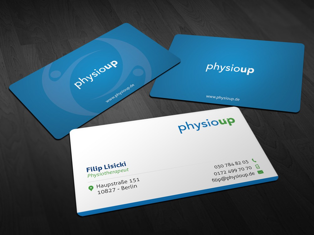 Help Physioup with a new stationery