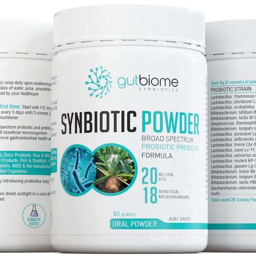 Synbiotic supplement