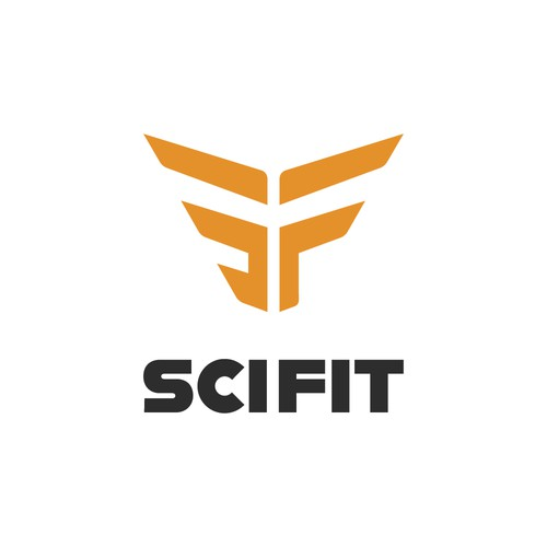 Nutritional Supplement Logo for Sci Fit