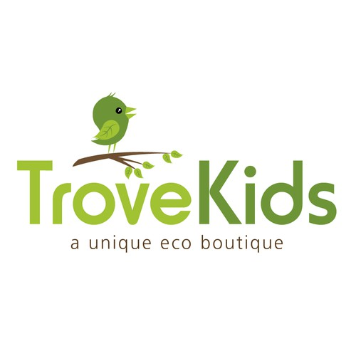 logo for Trove Kids