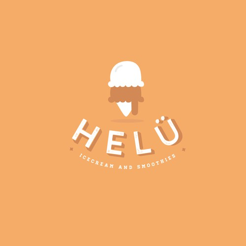 Logo concept for Helu