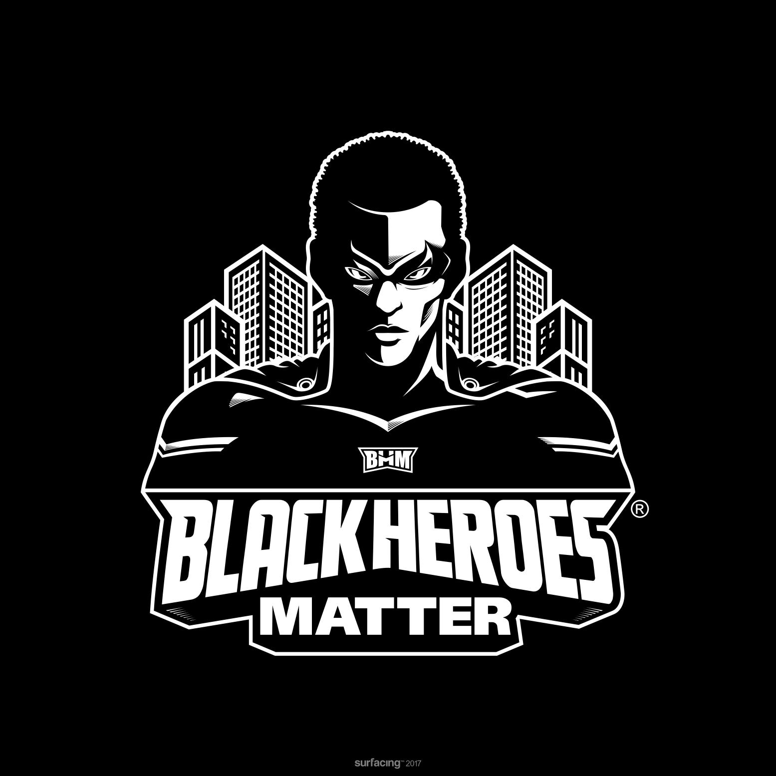 Create Dynamic Logo for Emerging Superhero Brand!!