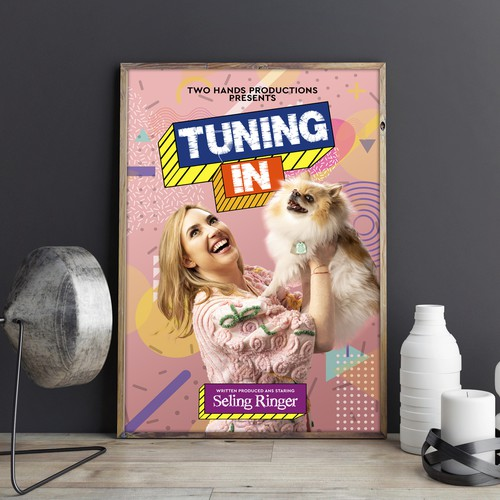 Tuning In Poster Design