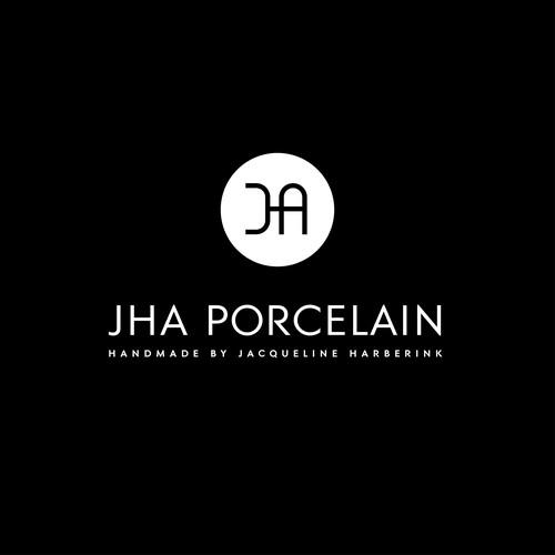 Logo for JHA PORCELAIN