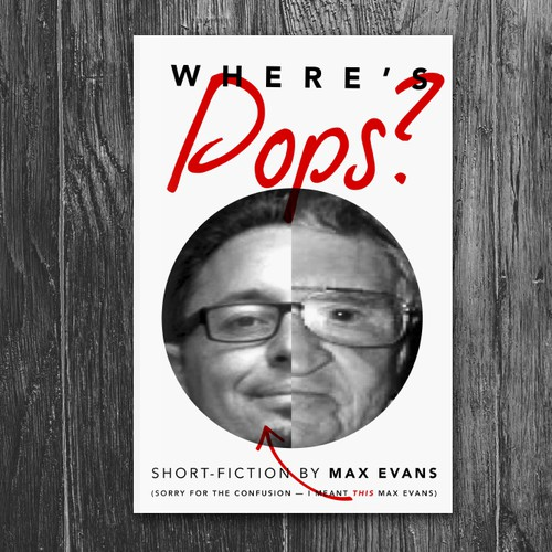 Where's Pops? Book cover
