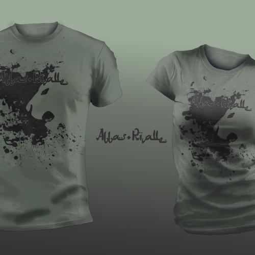 T-Shirt Designs incorporating logo