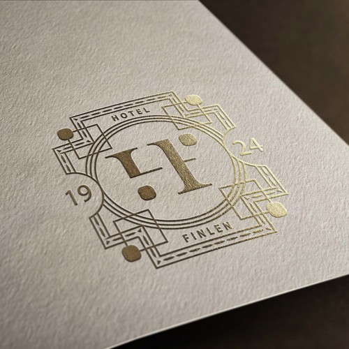 Design Historic Boutique Hotel Logo