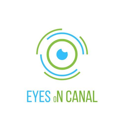 Eyes on Canal - Logo design...