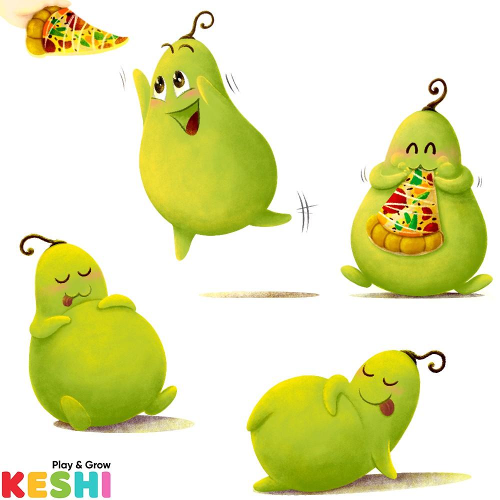 Expressive Keshi