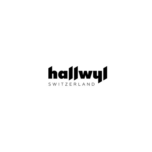 Logo concept for product brand based in Switzerland.