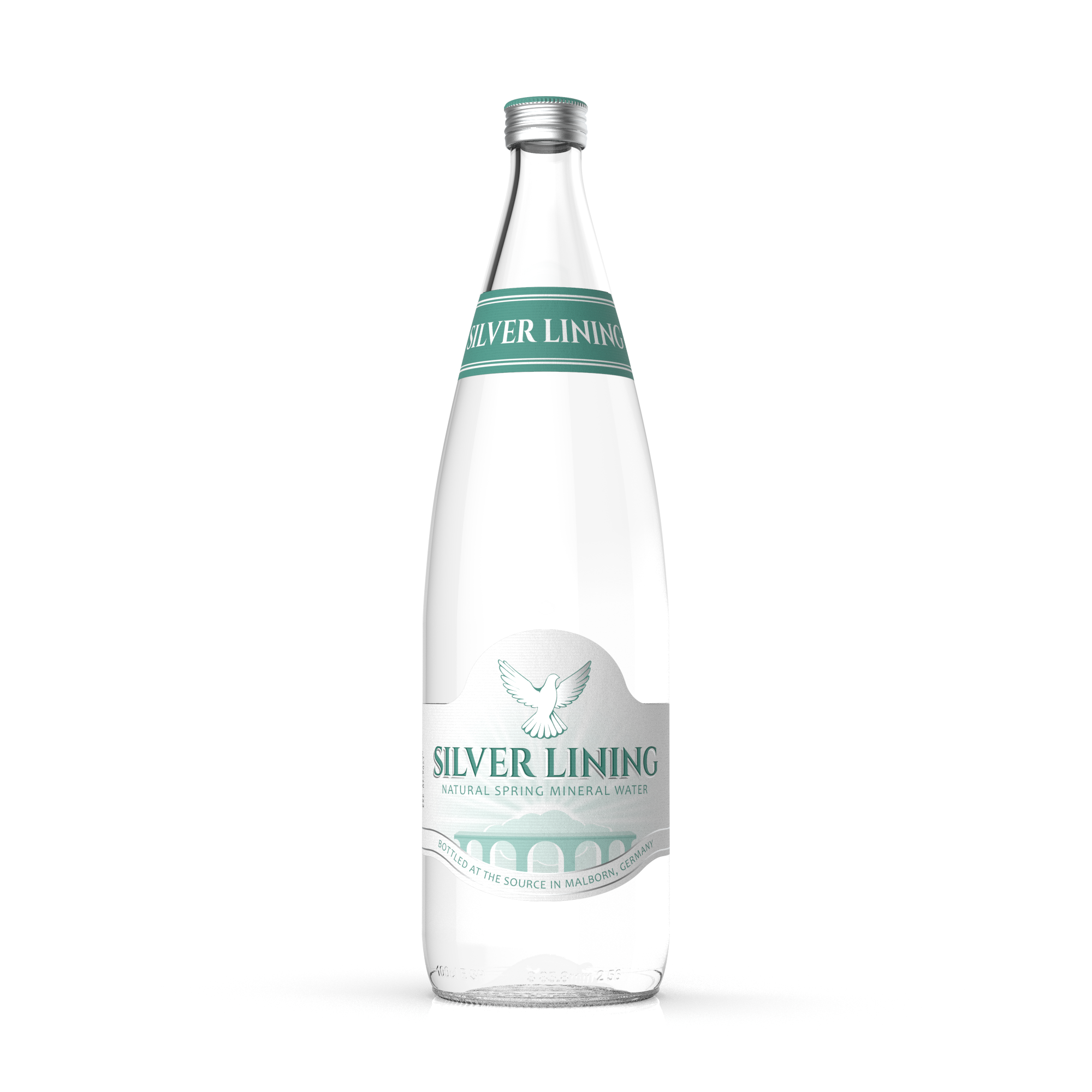 Silver Lining Premium Water (Glass)