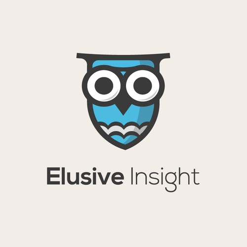 ELUSIVE Insight logo