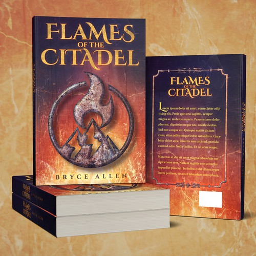 Book Cover: Epic Fantasy