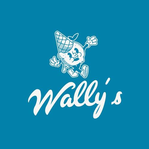Wally's | Fun Ice Cream Guy