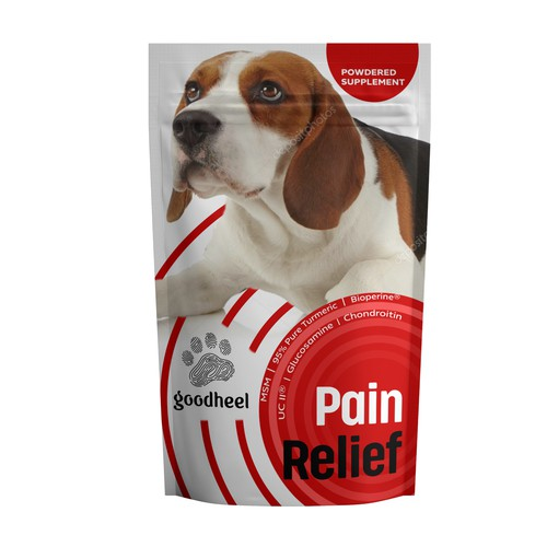 Pain relief supplement for Amazon