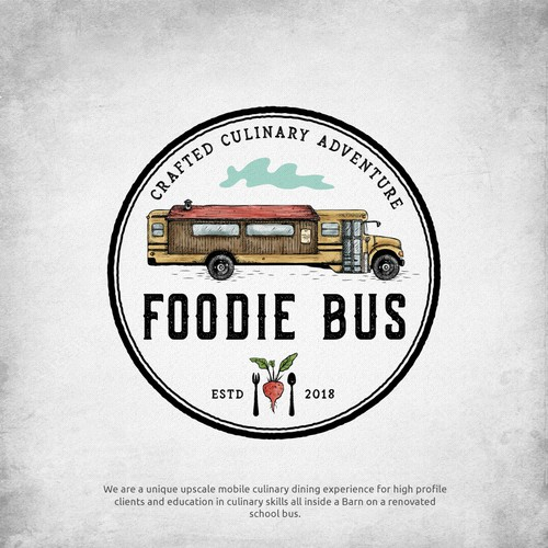 Foodie Bus