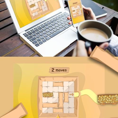 Game puzzle design