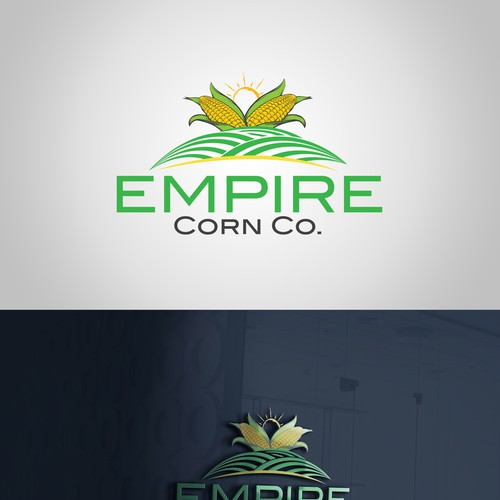 Create a winning log for Empire Corn Co.