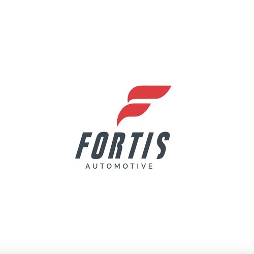 Logo for Fortis automotive