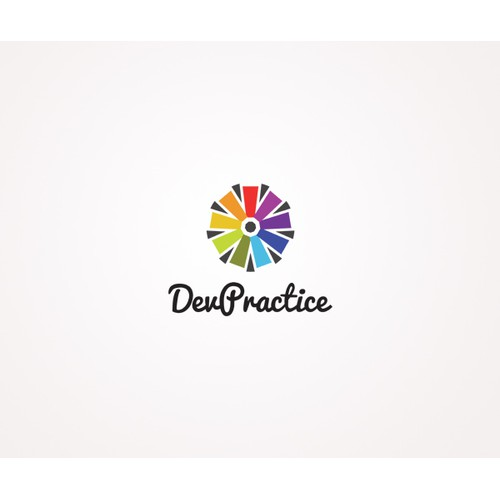 Develop a modern, clean logo to brand practical international aid training for DevPractice.