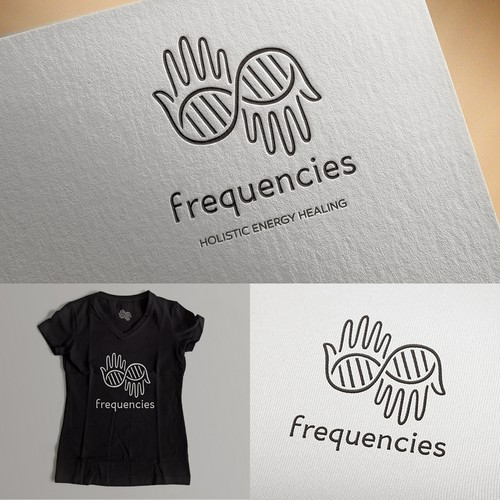 Logo design for Frequencies