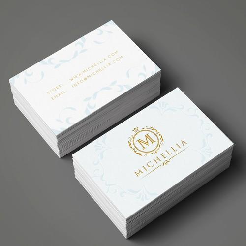 Logo + Business card - Jeweler - Luxury Brand