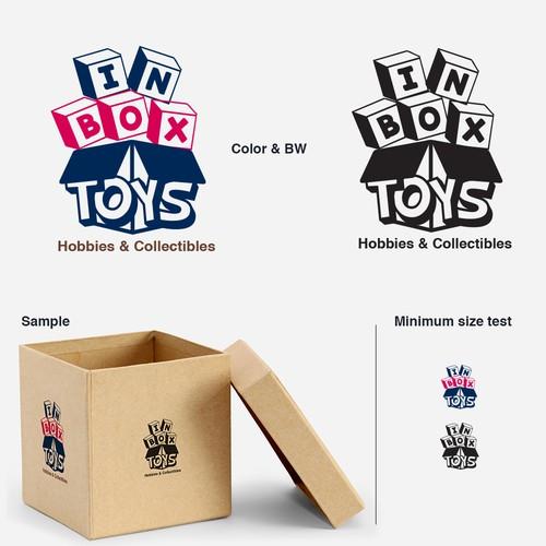 Inbox Toys - Cubes
