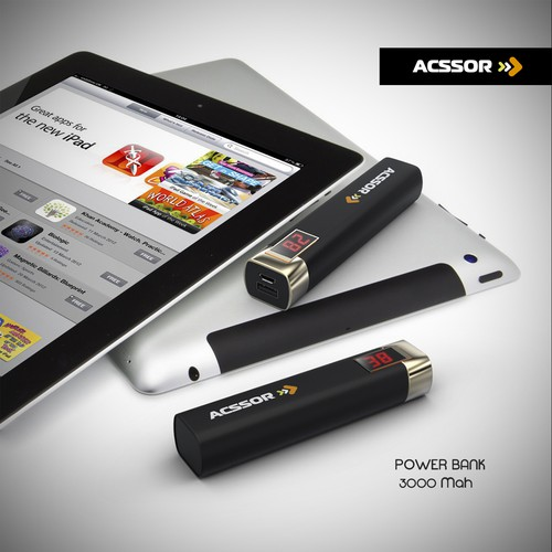 3D pictures for Power bank's foto