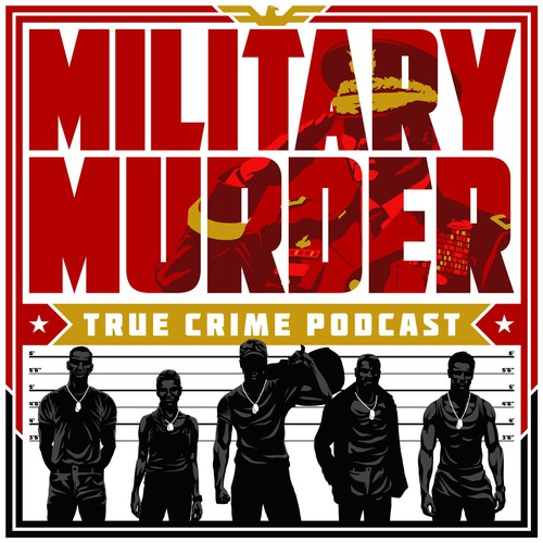 Podcast Cover Art for Crime Podcast