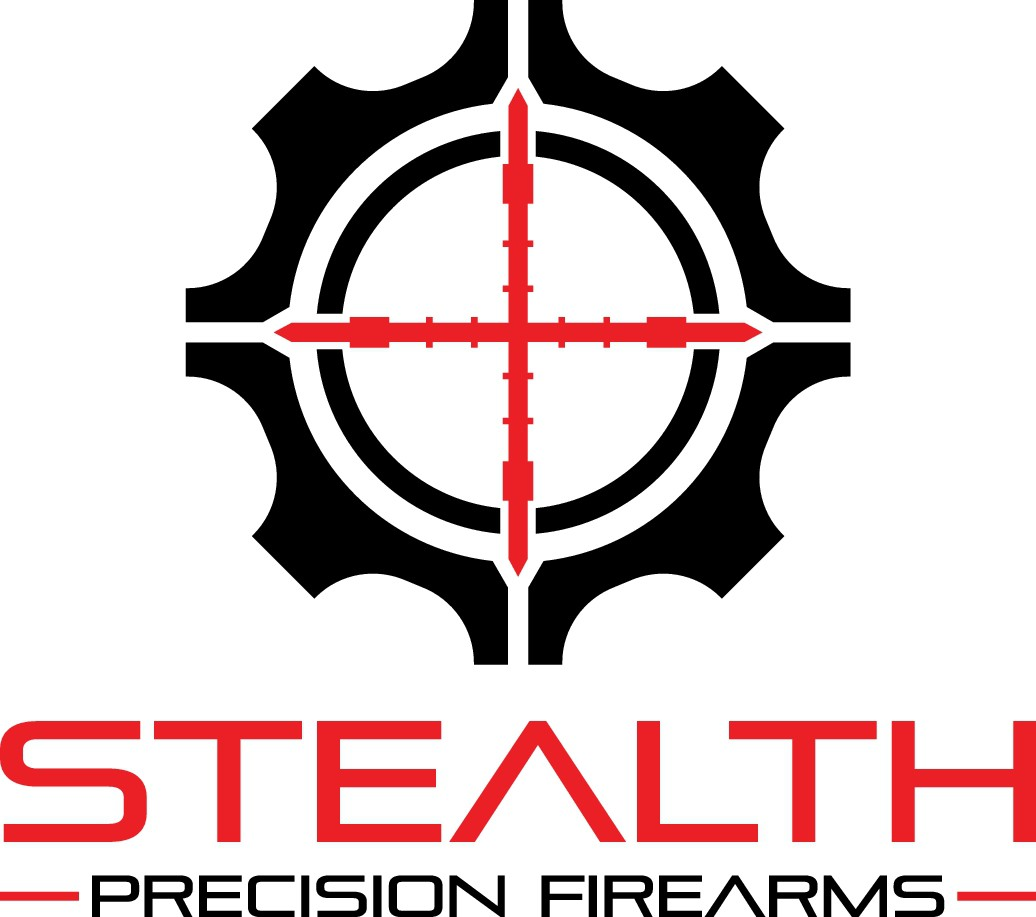 Custom precision Rifle manufacturer needs custom precision Logo symbol