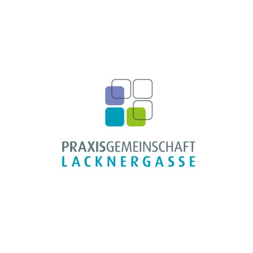 Logo and Website for a psychotherapy practice in Vienna
