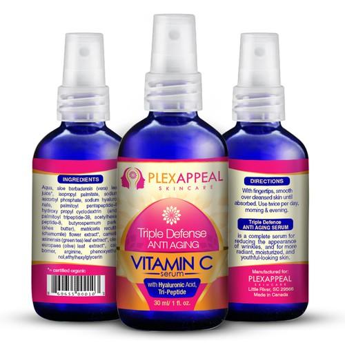 Plex appeal Vitamin C Serum