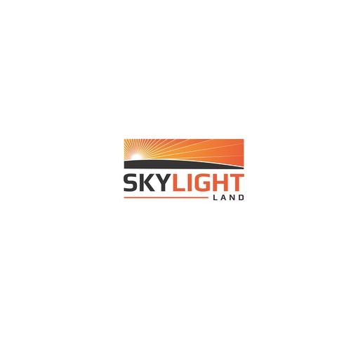 Bold Logo for SKYLIGHT