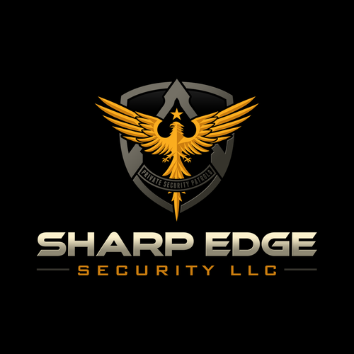Logo design for Sharp Edge Security LLC