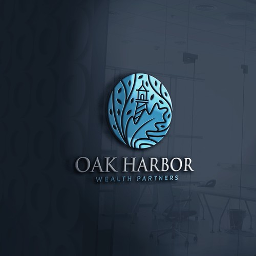 Oak Harbor Wealth Partners Logo Entries