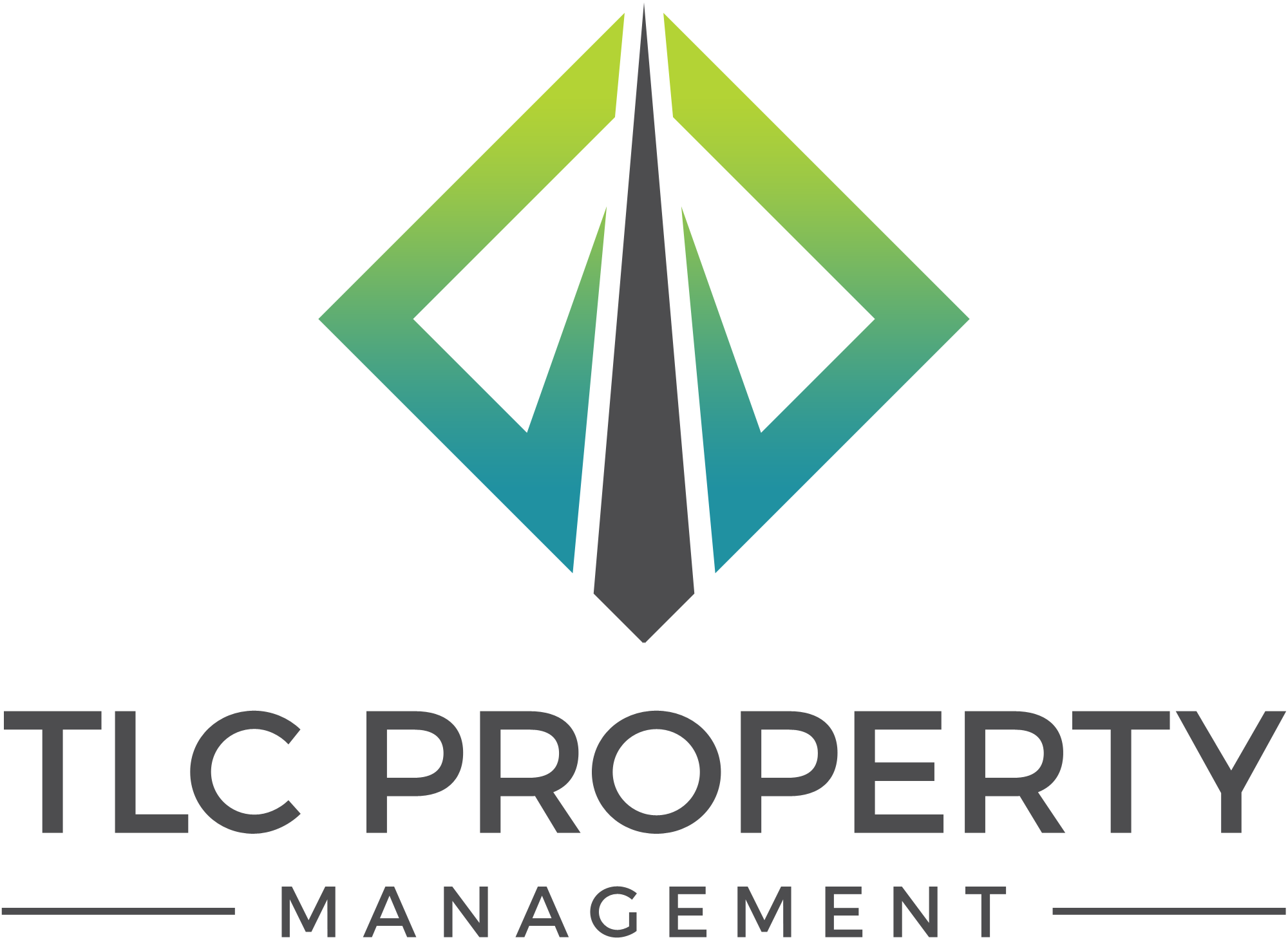 Design a simple and punctual design for a property management company