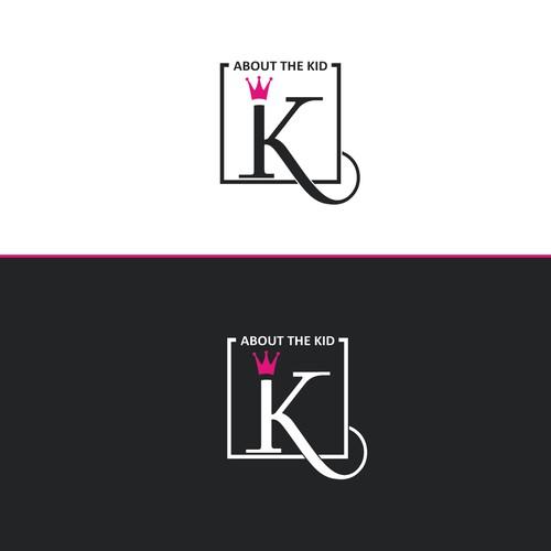 exklusives Logo für ein Bekleidungsdienstshop