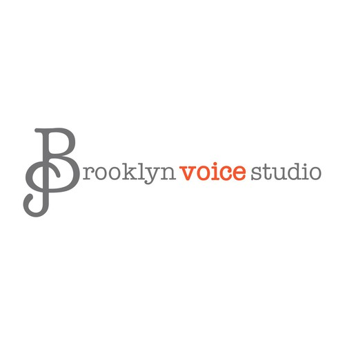 Voice studio logo