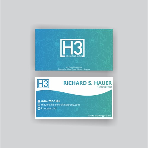 bussines card h3