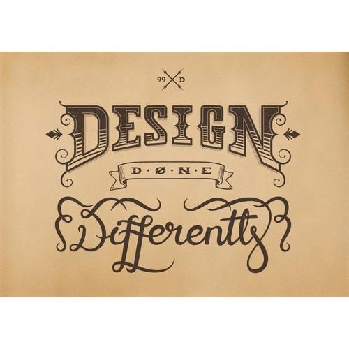 Illustration for 99designs