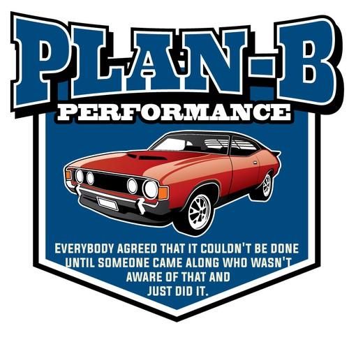 logo for classic car company