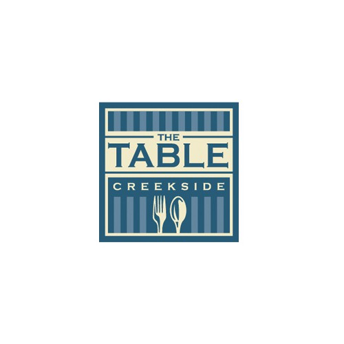 """Logo design wanted  for """"The Table"""" restaurant"""