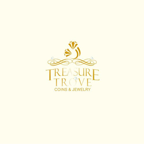 Logo for Treasures Trove