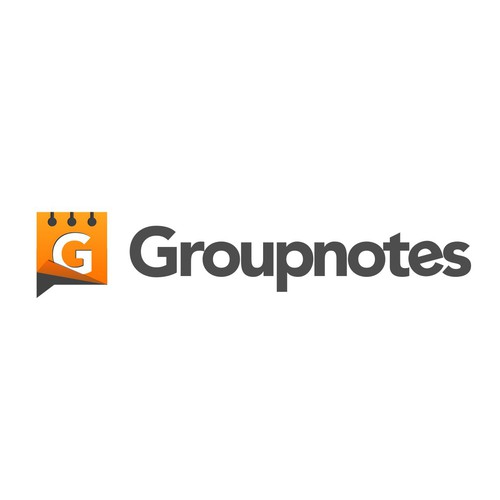 Groupnotes logo sucks, we need a new one!