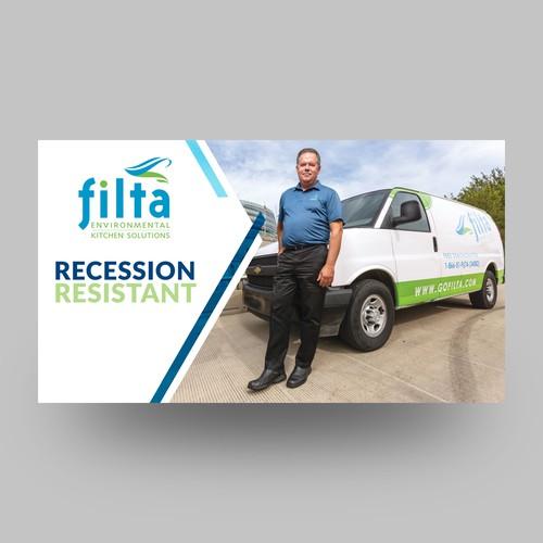 Filta (FB Ad Design)