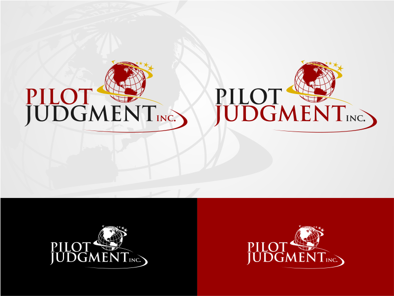 New logo wanted for Pilot Judgment Inc.