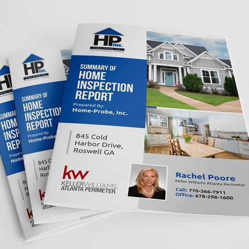 mortgage real estate flyer