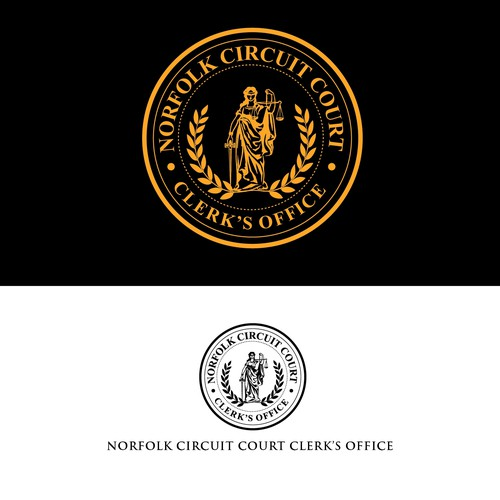 Create a winning logo for The Norfolk Circuit Court Clerk's Office