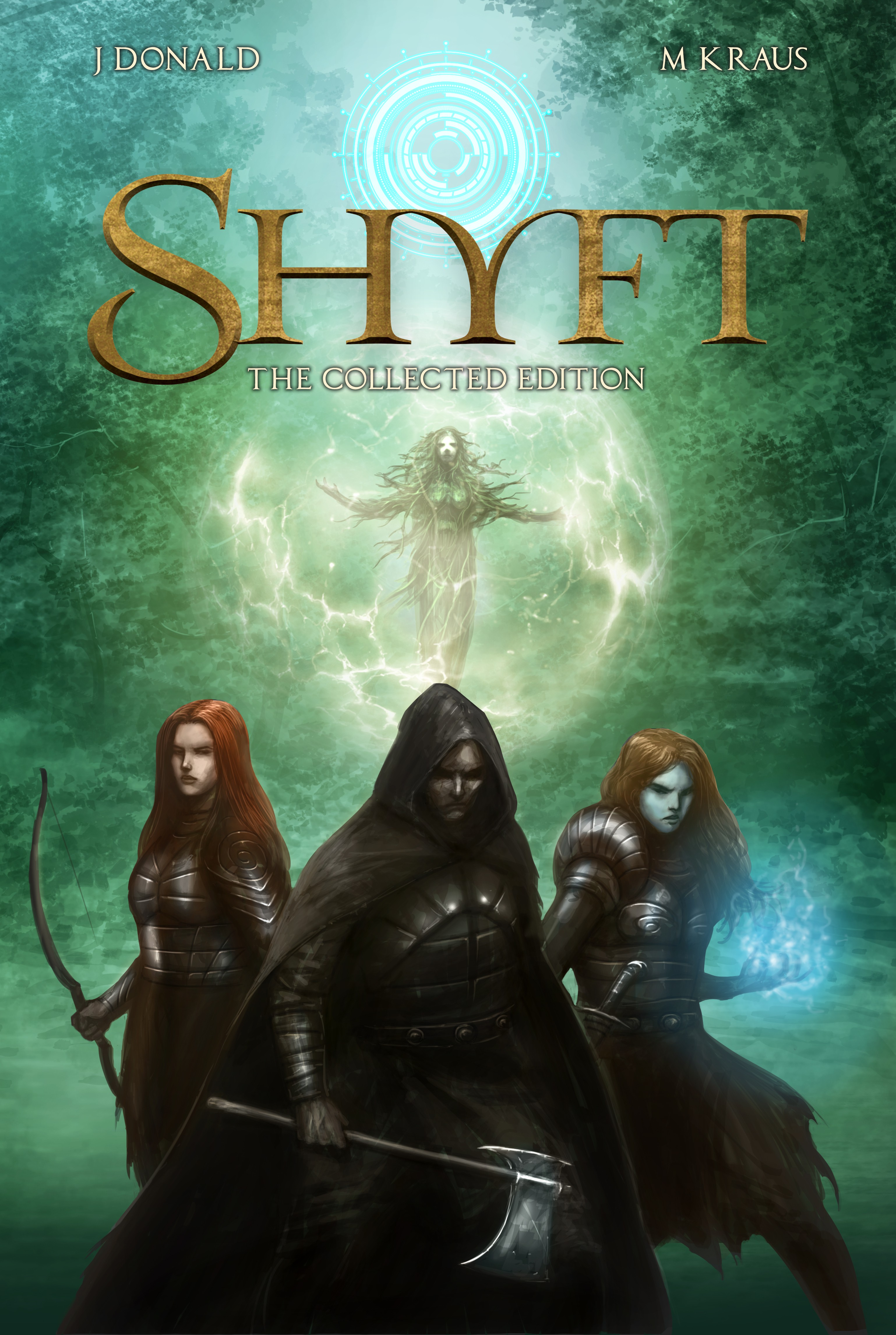 Book Cover(s) for a LitRPG Novel Series
